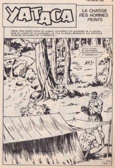 Extrait de Yataca (Fils-du-Soleil) -143- La chasse des hommes peints