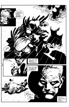 Extrait de Sin City: That yellow bastard -1- That Yellow Bastard (1/6)