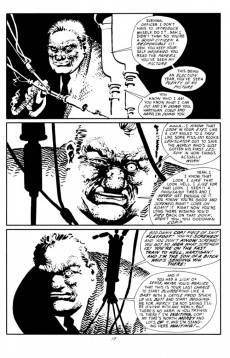 Extrait de Sin City: That yellow bastard -2- That Yellow Bastard (2/6)