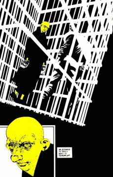Extrait de Sin City: That yellow bastard -3- That Yellow Bastard (3/6)