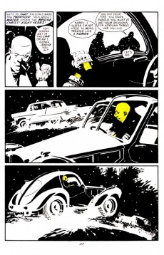 Extrait de Sin City: That yellow bastard -4- That Yellow Bastard (4/6)