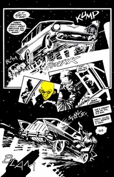 Extrait de Sin City: That yellow bastard -5- That Yellow Bastard (5/6)