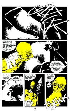 Extrait de Sin City: That yellow bastard -6- That Yellow Bastard (6/6)