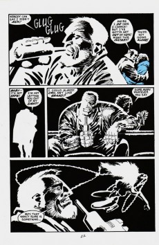 Extrait de Sin City (One shots & Various) -OS- Lost, Lonely, & Lethal