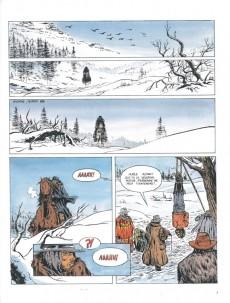Extrait de Durango -1c97- Les chiens meurent en hiver