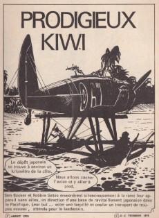 Extrait de Kamikaze (Arédit) -4- Prodigieux Kiwi
