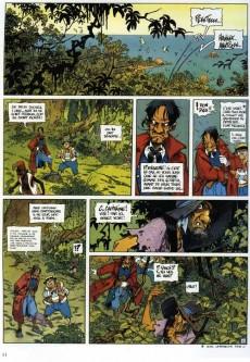 Extrait de Peter Pan (Loisel) -3a97- Tempête