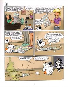 Extrait de Bidule (Rodrigue) -2- Drôle de chien !