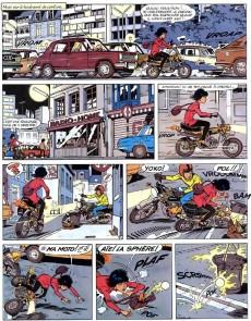 Extrait de Yoko Tsuno -3b83- La forge de vulcain