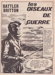 Extrait de Battler Britton -351- Les oiseaux de guerre
