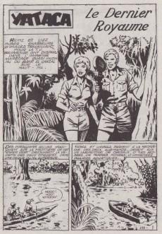 Extrait de Yataca (Fils-du-Soleil) -198- Le dernier royaume