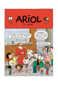 Extrait de Ariol (2e Série) -6- Chat méchant