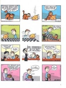 Extrait de Garfield -2a1986- Faut pas s'en faire