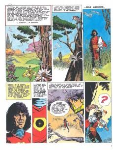 Extrait de Le vagabond des Limbes -1a1981- Le vagabond des limbes