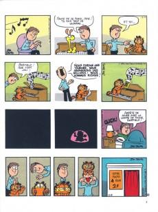 Extrait de Garfield -4a1986- La faim justifie les moyens