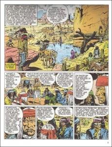 Extrait de Blueberry -5c1991- La piste des Navajos