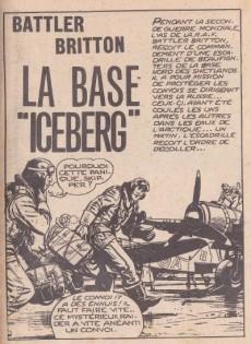 Extrait de Battler Britton -136- La base