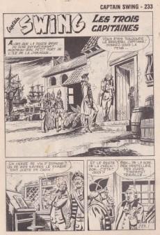Extrait de Capt'ain Swing! (1re série) -233- Les trois capitaines