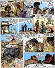 Extrait de Blueberry -11c1985- La mine de l'Allemand perdu