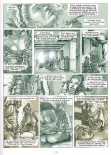 Extrait de Les aphrodites -2- Le masque aveugle