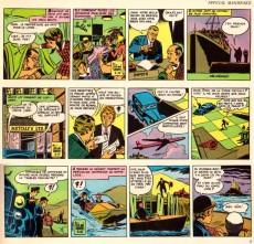 Extrait de Mandrake (4e Série - Remparts) (Spécial - 2) -2- Les caprices du Comte Lode - Le collège de magie