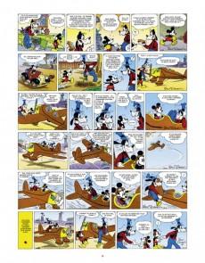 Extrait de Mickey Mouse (L'âge d'or de) -1- L'Île volante et autres histoires (1936-1937)