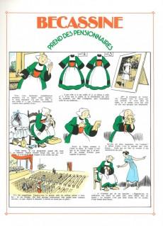 Extrait de Bécassine -20b93- Bécassine prend des pensionnaires