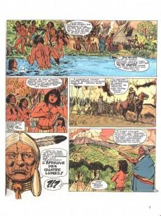 Extrait de Capitaine Apache -2- L'enfance d'un guerrier