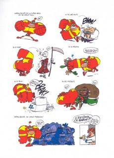 Extrait de Captain Biceps -1a210- L'invincible