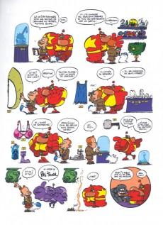 Extrait de Captain Biceps -3a2010- L'invulnérable
