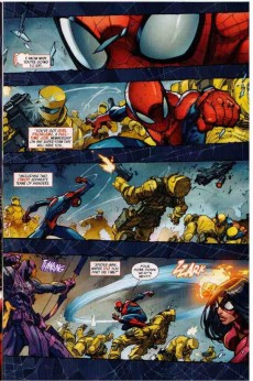 Extrait de Avenging Spider-Man (2012) -1- Issue 1