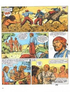 Extrait de Capitaine Apache -4- Un papoose de ton âge