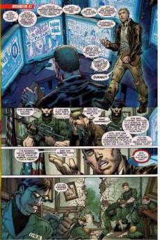 Extrait de Justice League (2011) -3- Justice League part 3