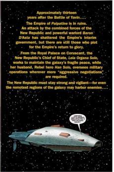 Extrait de Star Wars: Crimson Empire III - Empire Lost (2011) -1- Empire lost 1