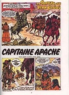Extrait de Capitaine Apache - Tome 2
