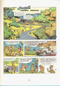 Extrait de Sophie (Jidéhem) -10a1984- Sophie et le douanier rousseau