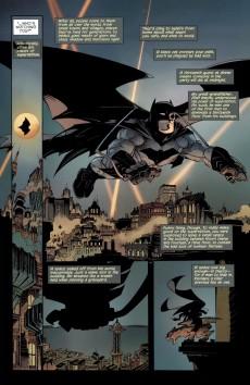 Extrait de Batman (2011) -3- The thirteenth hour