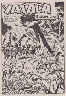 Extrait de Yataca (Fils-du-Soleil) -173- Bwana Doc
