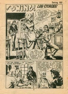 Extrait de Capt'ain Swing! (1re série) -102- Les otages