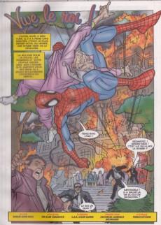 Extrait de Spider-Man - Poche -4- Vive le roi