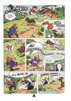 Extrait de Guillaume Tell (Les aventures de) -6- Choc-Ness !