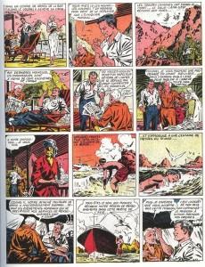 Extrait de Colonel X -INT3- Colonel X aventure au Tibet