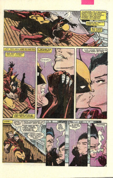 Extrait de Kitty Pryde and Wolverine (1984) -3- Death