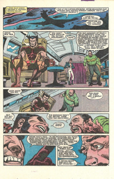 Extrait de Kitty Pryde and Wolverine (1984) -5- Courage