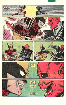Extrait de Kitty Pryde and Wolverine (1984) -6- Honor