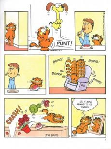 Extrait de Garfield -7b2005- La diète, jamais !