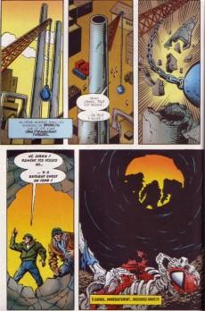 Extrait de Spider-Man (Marvel France 1re série - 1997) -8- Ressucité d'entre les morts !