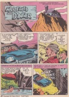 Extrait de Mandrake (1re Série - Remparts) (Mondes Mystérieux - 1) -269- Millefaces en danger