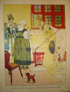Extrait de Contes de Perrault (Morin) - Riquet à la houppe