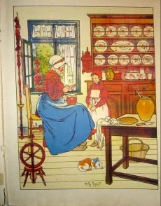 Extrait de Contes de Perrault (Morin) - Le petit chaperon rouge